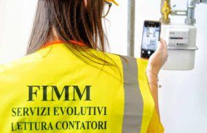 Autolettura contatori FImm
