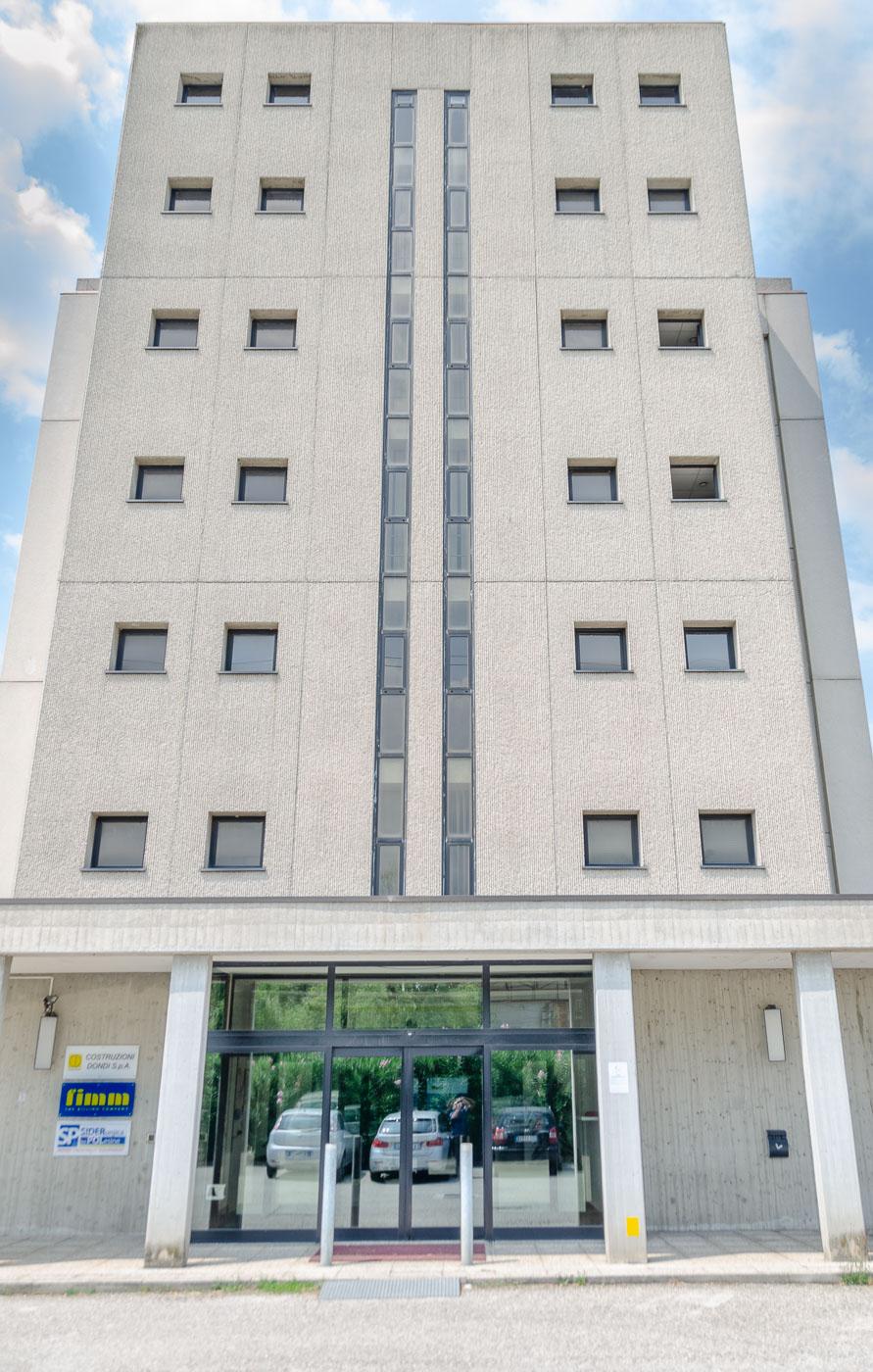 La sede della Fimm a Rovigo